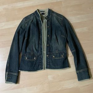 Gap Stretch Vintage Womens Jean Jacket S